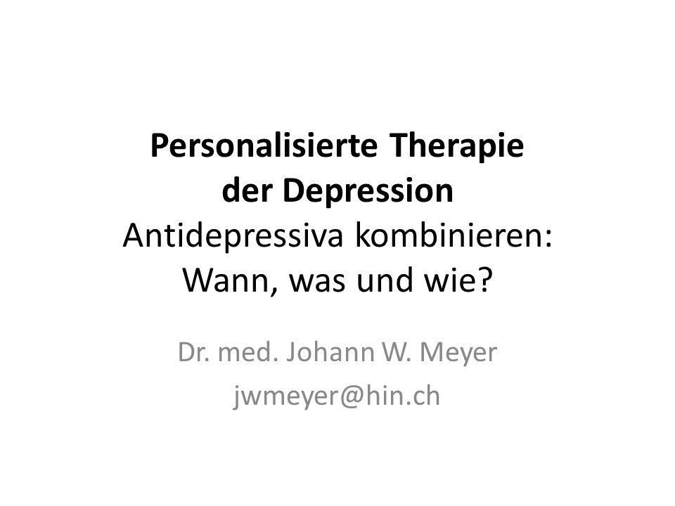 Dr. med. Johann W. Meyer jwmeyer@hin.ch