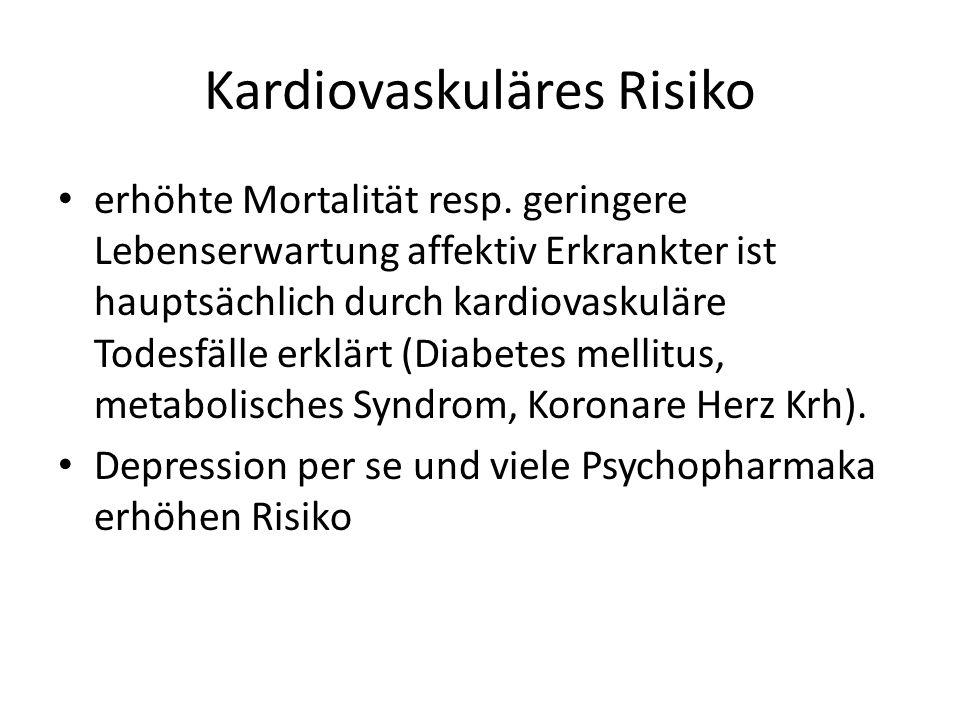 Kardiovaskuläres Risiko