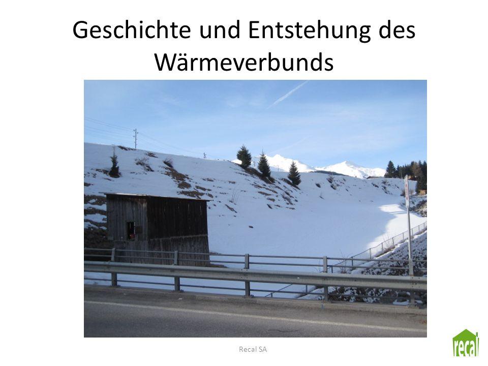 Geschichte und Entstehung des Wärmeverbunds