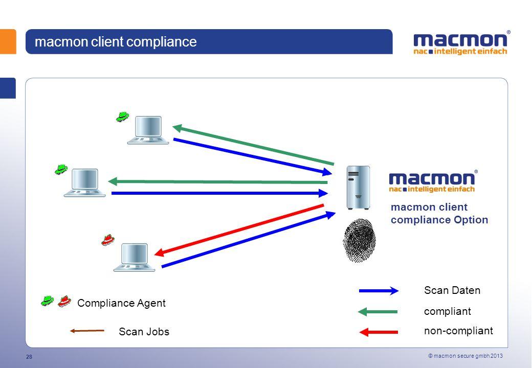 macmon client compliance