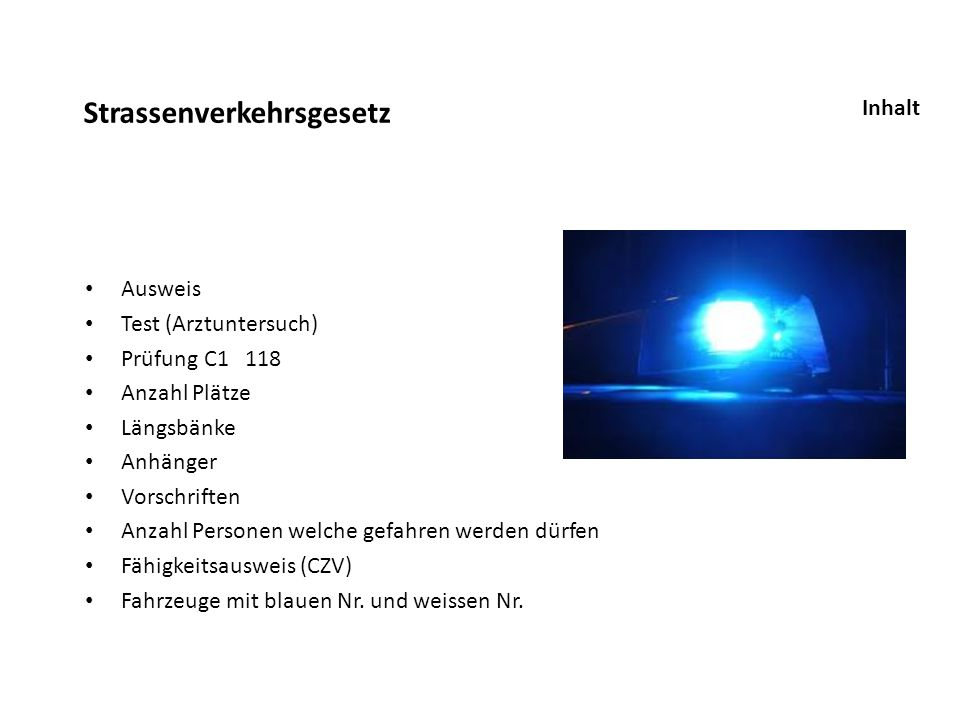 Strassenverkehrsgesetz