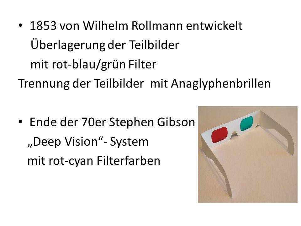 1853 von Wilhelm Rollmann entwickelt