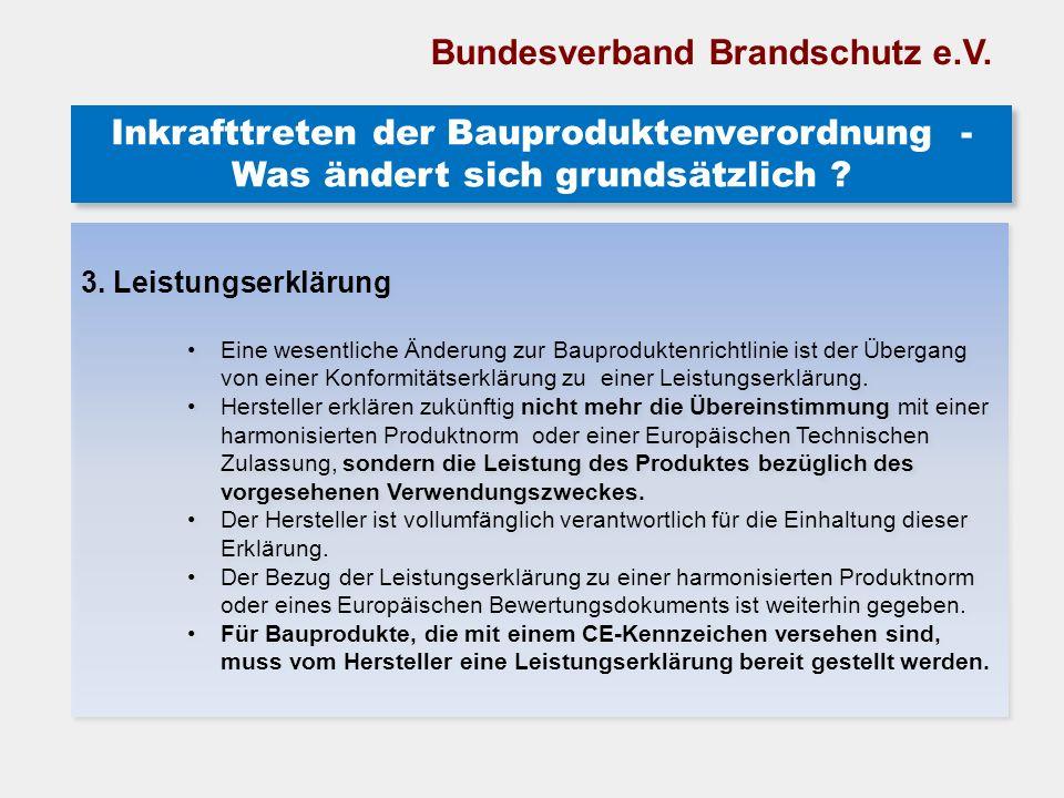 Bundesverband Brandschutz e.V.
