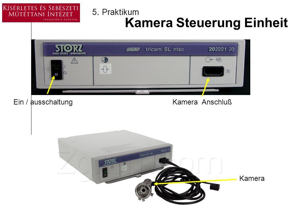 Kamera Steuerung Einheit