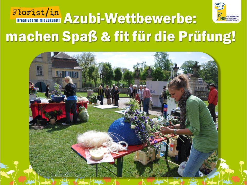 Azubi-Wettbewerbe: machen Spaß & fit für die Prüfung!