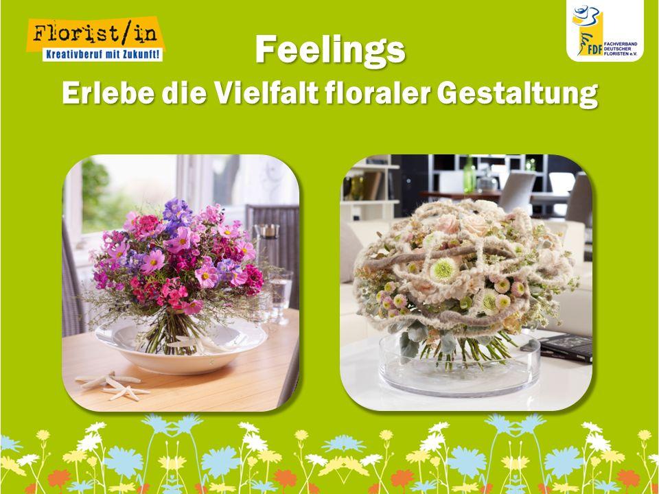 Erlebe die Vielfalt floraler Gestaltung