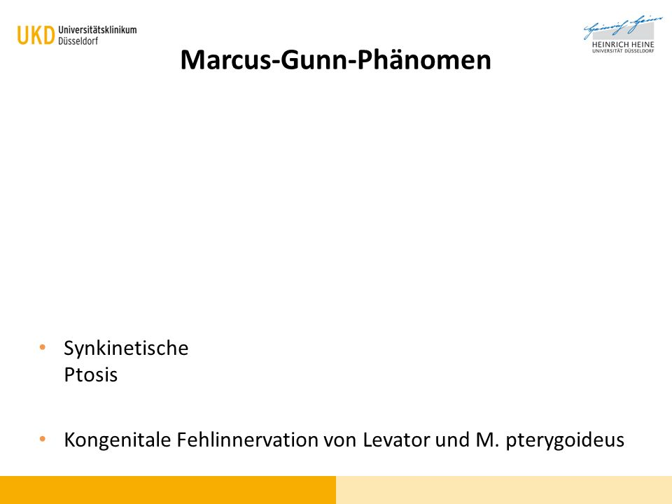Marcus-Gunn-Phänomen
