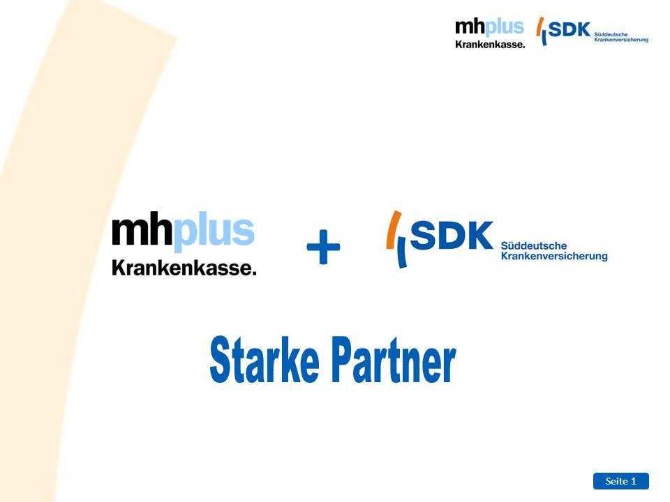 + Starke Partner