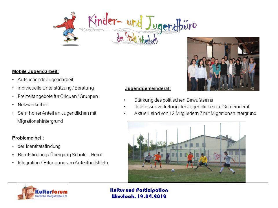 Kultur und Partizipation