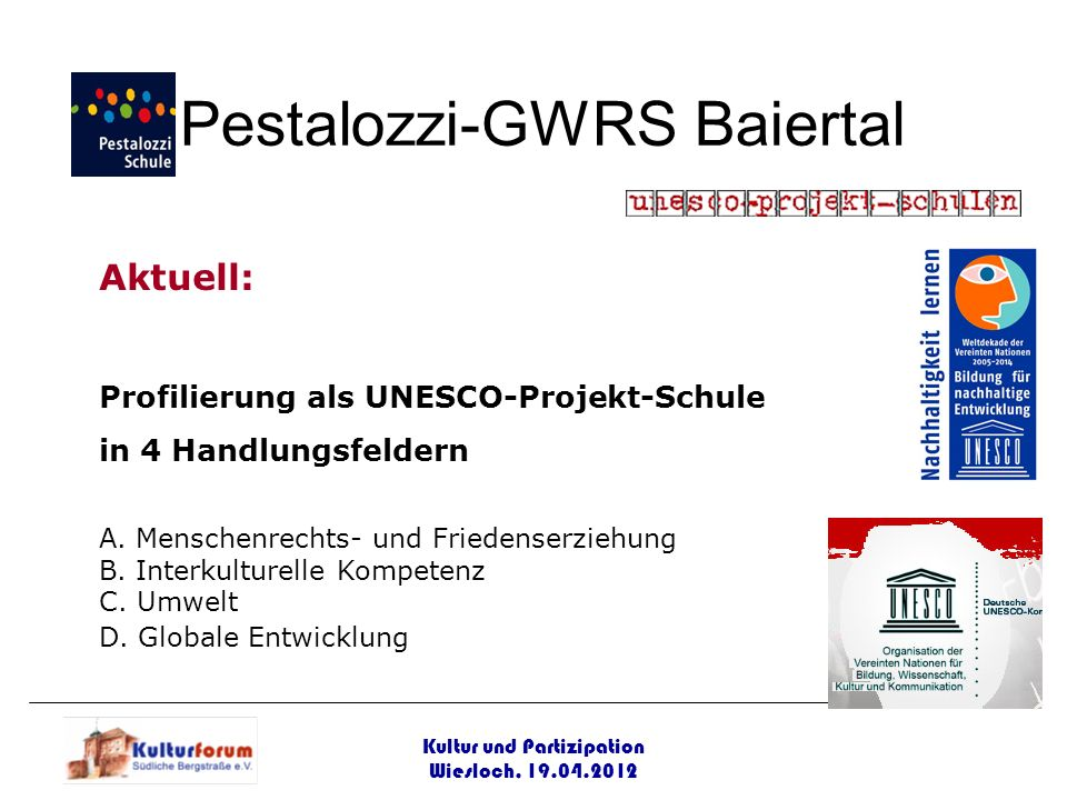Pestalozzi-GWRS Baiertal