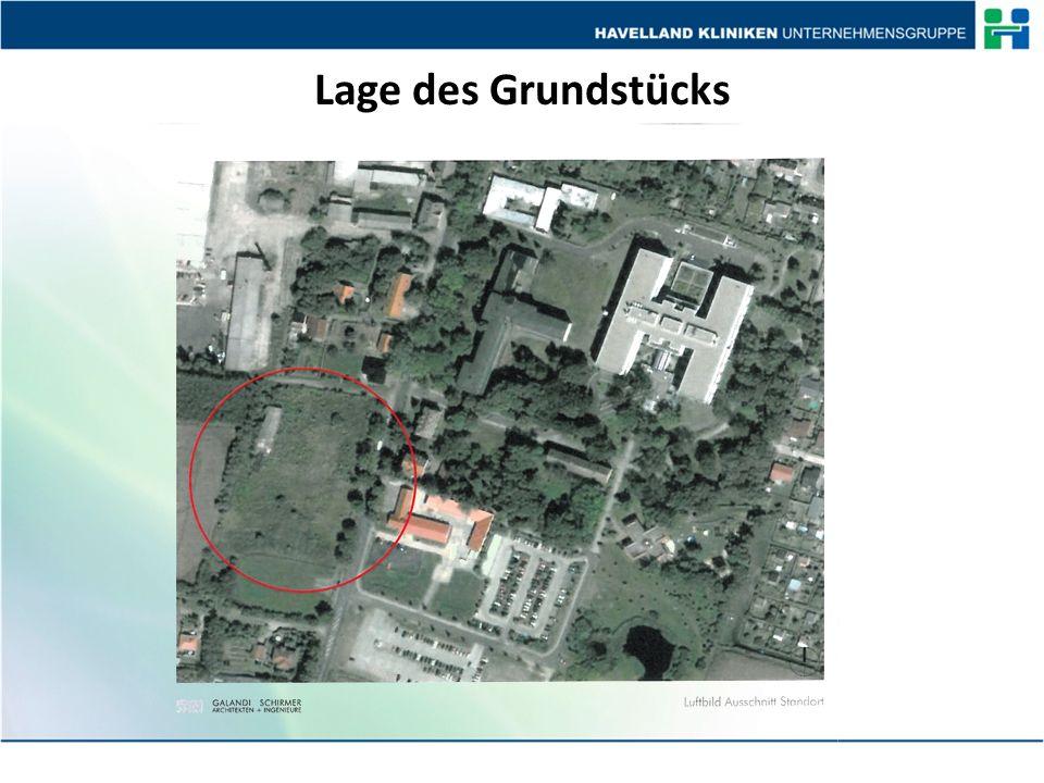 Lage des Grundstücks