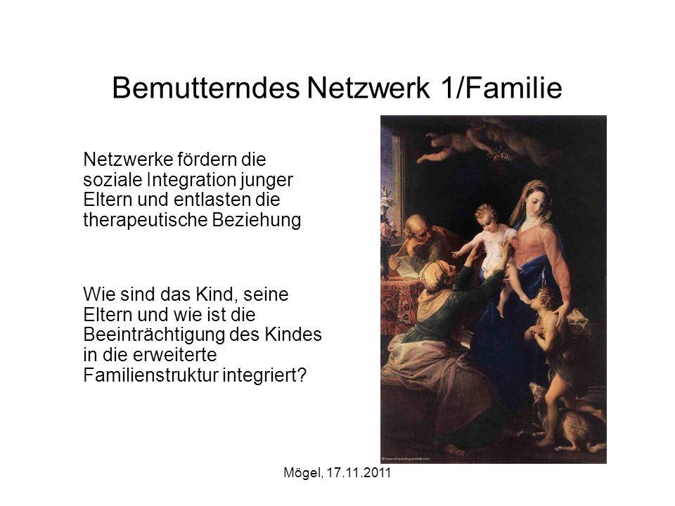 Bemutterndes Netzwerk 1/Familie