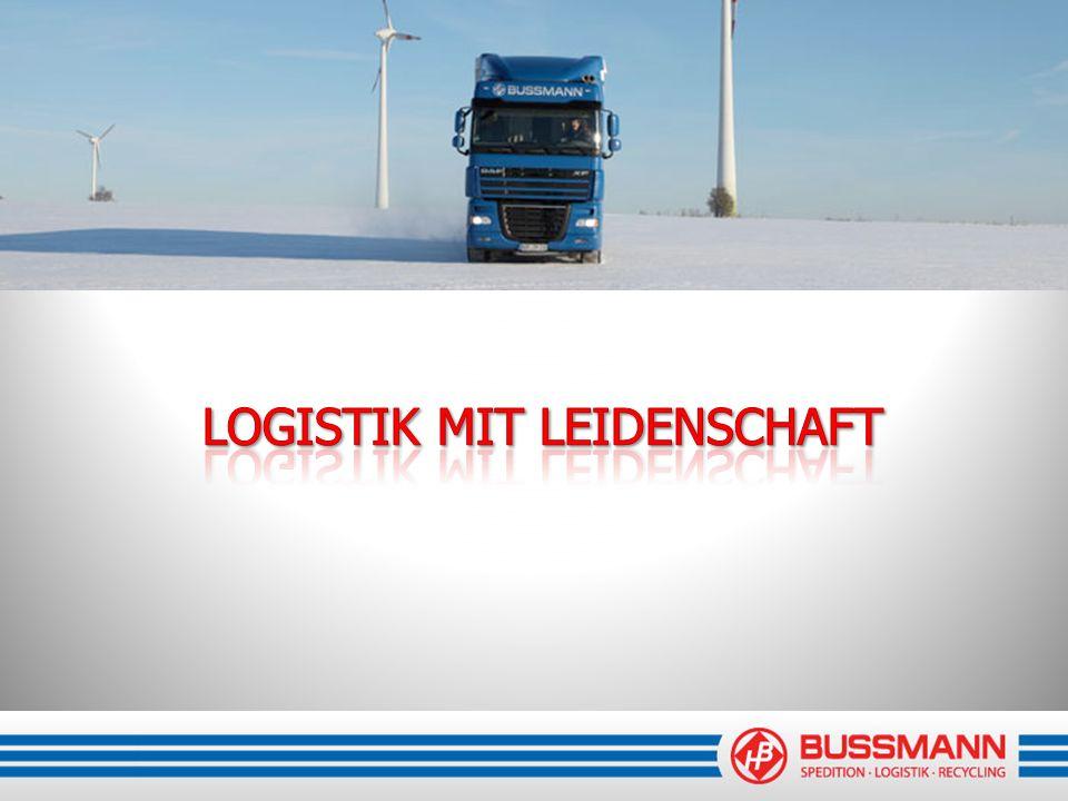 Logistik mit Leidenschaft