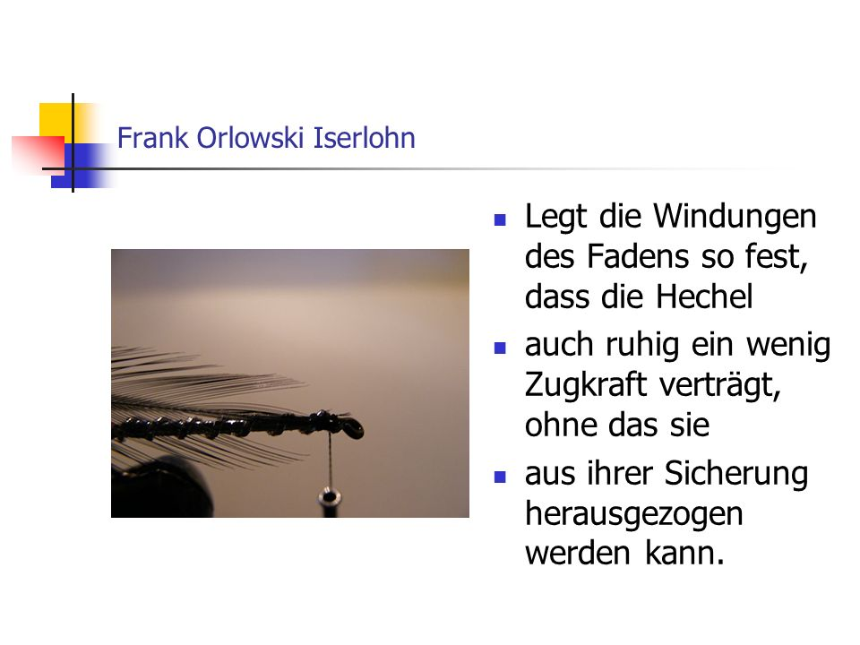 Frank Orlowski Iserlohn