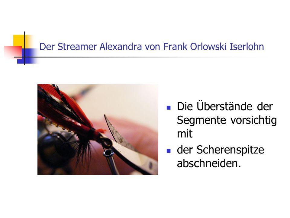 Der Streamer Alexandra von Frank Orlowski Iserlohn