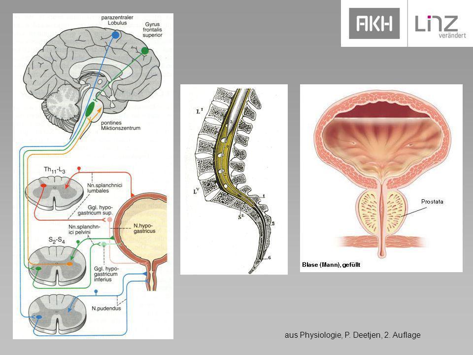 aus Physiologie, P. Deetjen, 2. Auflage