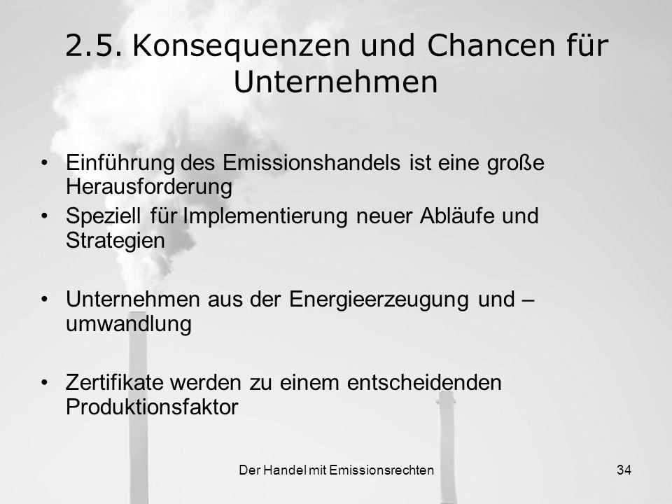 2.5. Konsequenzen und Chancen für Unternehmen