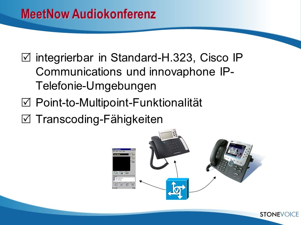 MeetNow Audiokonferenz