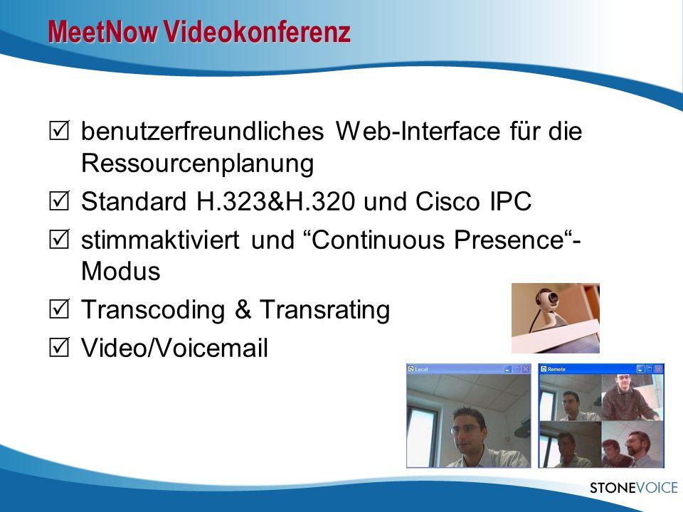 MeetNow Videokonferenz