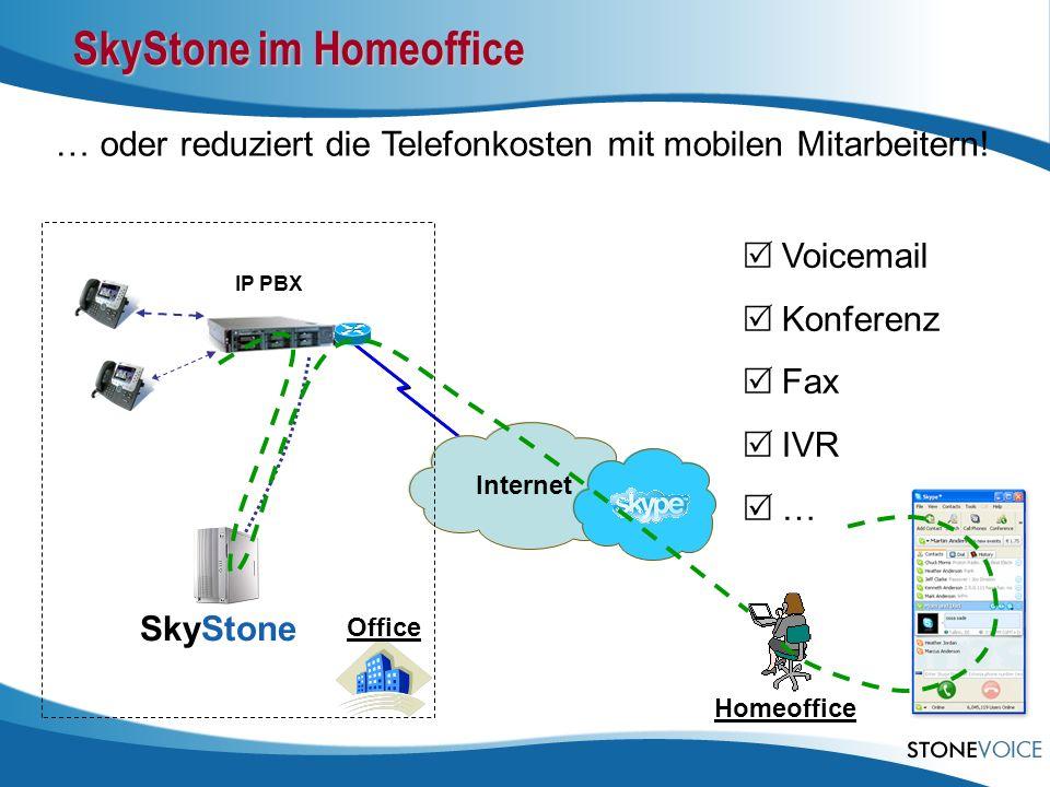 SkyStone im Homeoffice