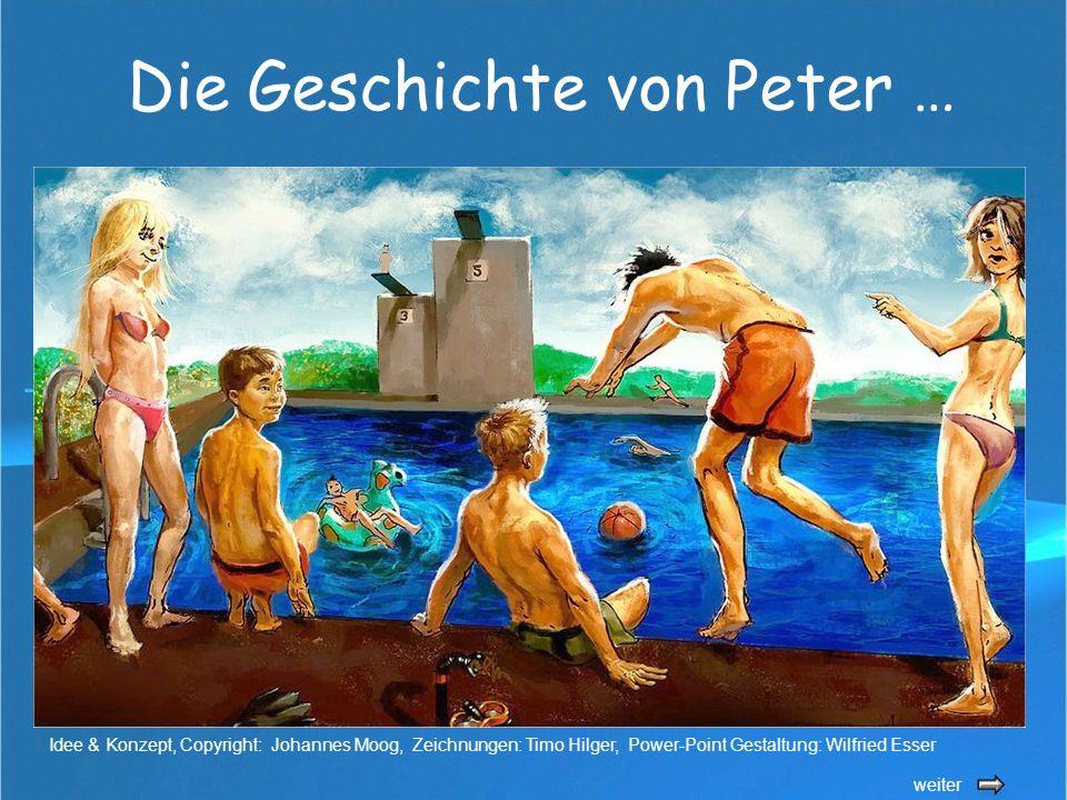 Die Geschichte von Peter …