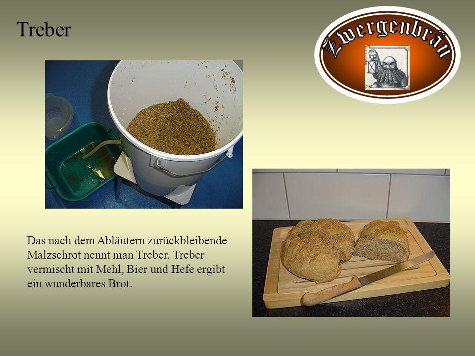 Treber Zwergenbräu.
