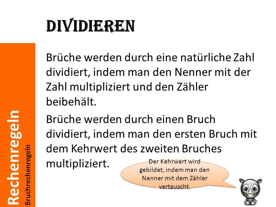 Dividieren