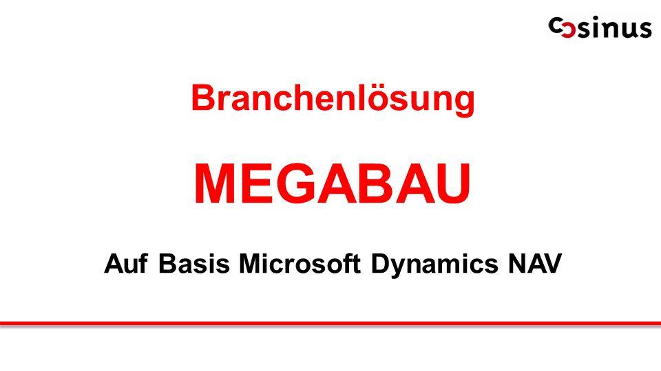 Auf Basis Microsoft Dynamics NAV
