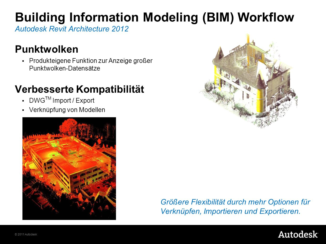 Building Information Modeling (BIM) Workflow