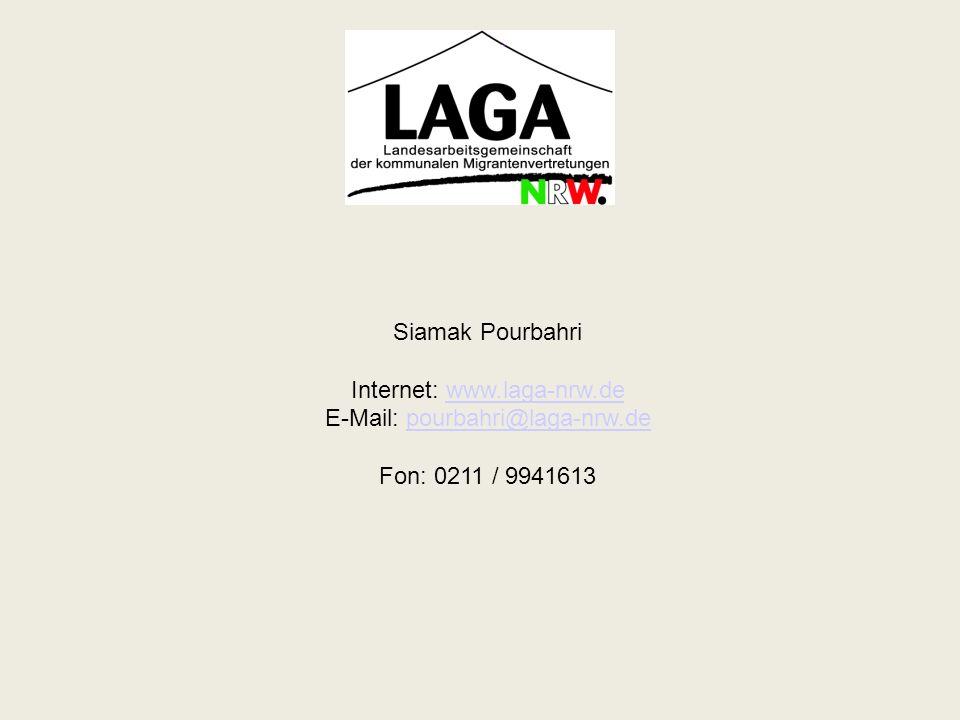 Internet: www.laga-nrw.de E-Mail: pourbahri@laga-nrw.de
