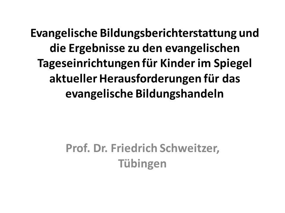 Prof. Dr. Friedrich Schweitzer, Tübingen