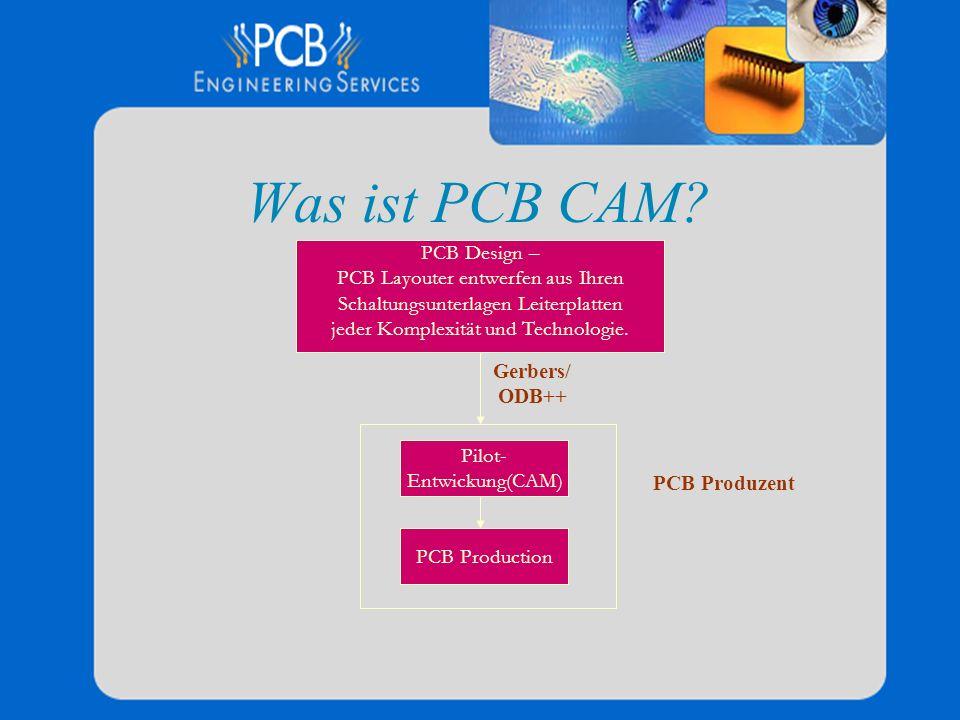Was ist PCB CAM PCB Design – PCB Layouter entwerfen aus Ihren