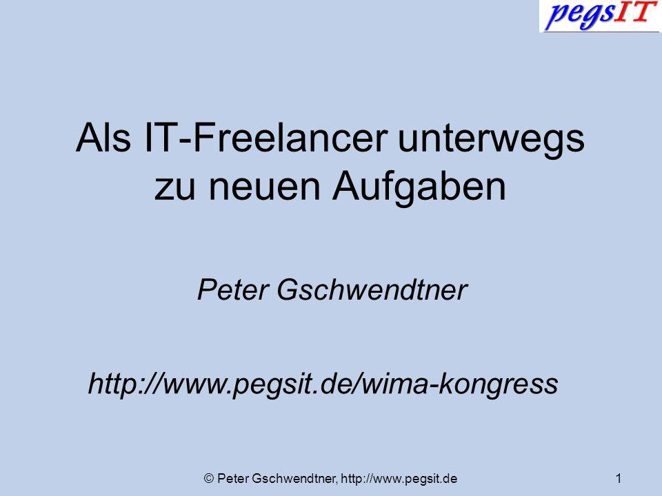 Als IT-Freelancer unterwegs zu neuen Aufgaben