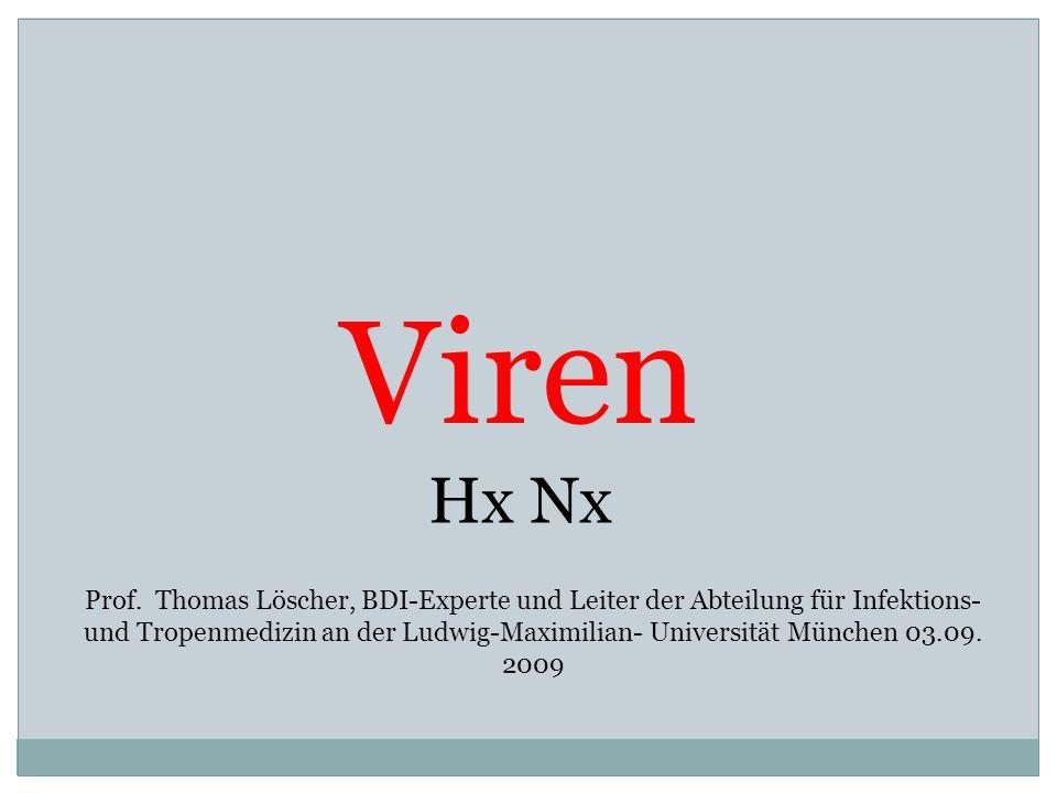 Viren Hx Nx.
