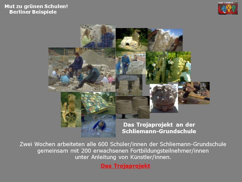 Das Trojaprojekt an der Schliemann-Grundschule