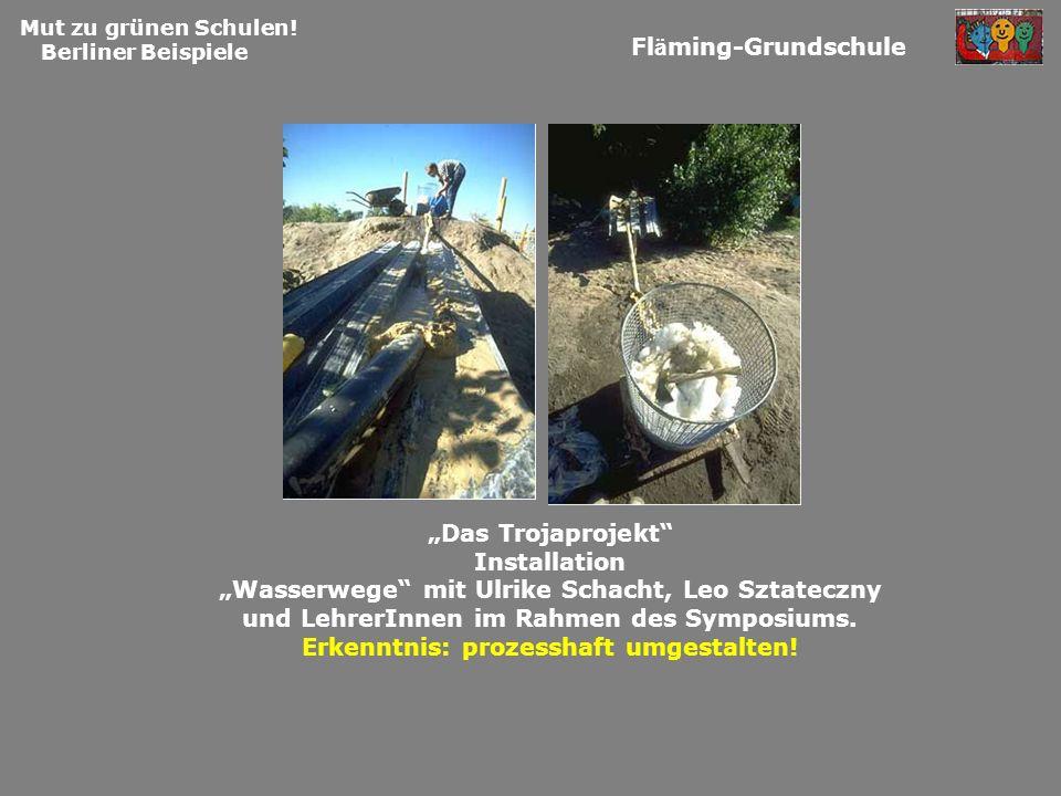 """""""Wasserwege mit Ulrike Schacht, Leo Sztateczny"""