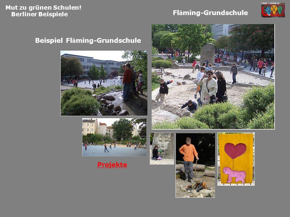 Beispiel Fläming-Grundschule