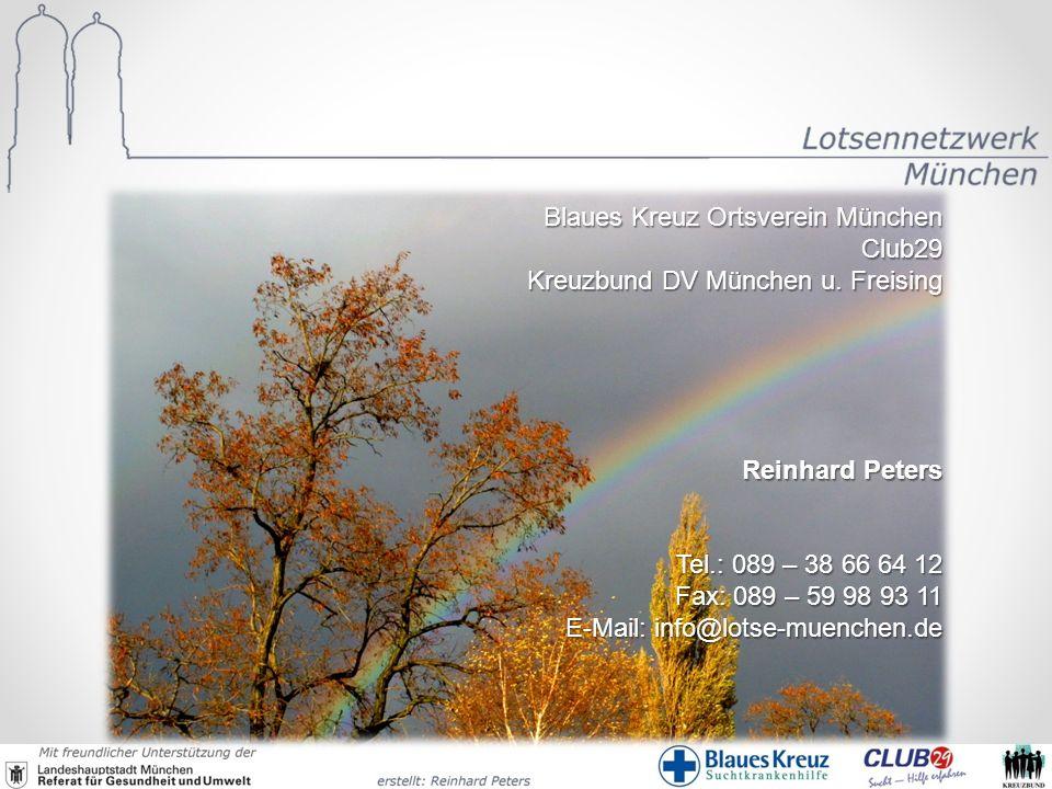 Blaues Kreuz Ortsverein München Club29