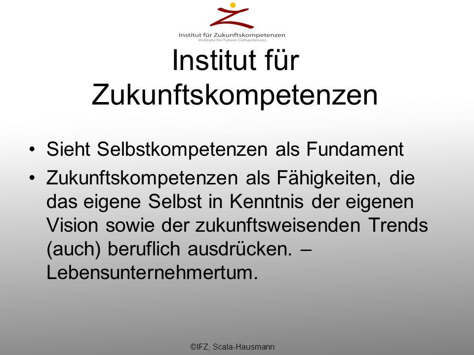 Institut für Zukunftskompetenzen