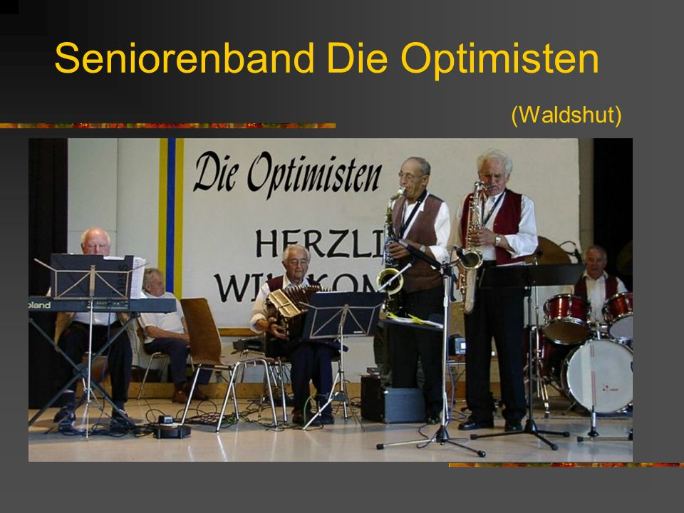 Seniorenband Die Optimisten (Waldshut)