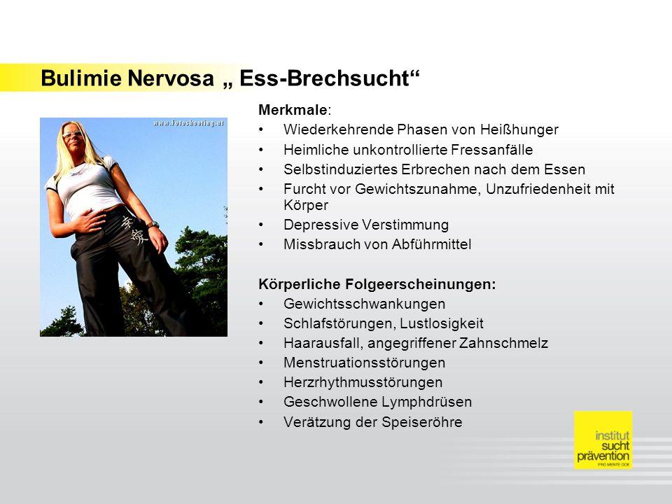 """Bulimie Nervosa """" Ess-Brechsucht"""
