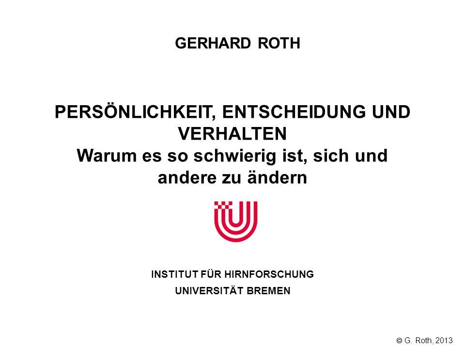 INSTITUT FÜR HIRNFORSCHUNG