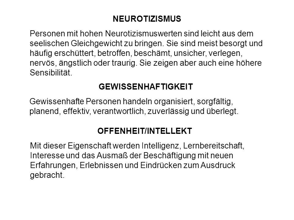 NEUROTIZISMUS