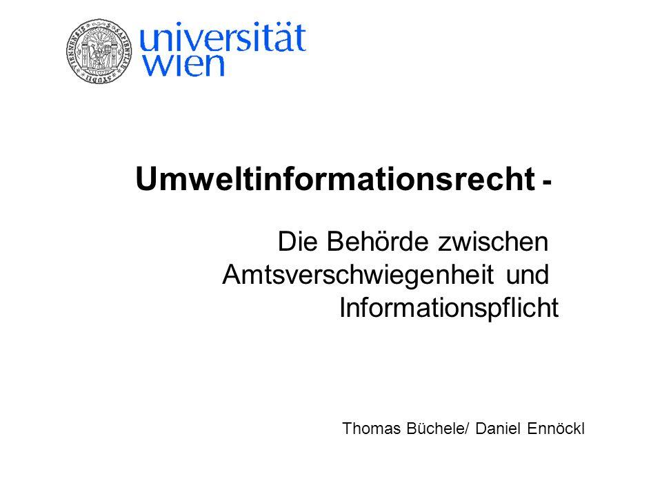 Thomas Büchele/ Daniel Ennöckl