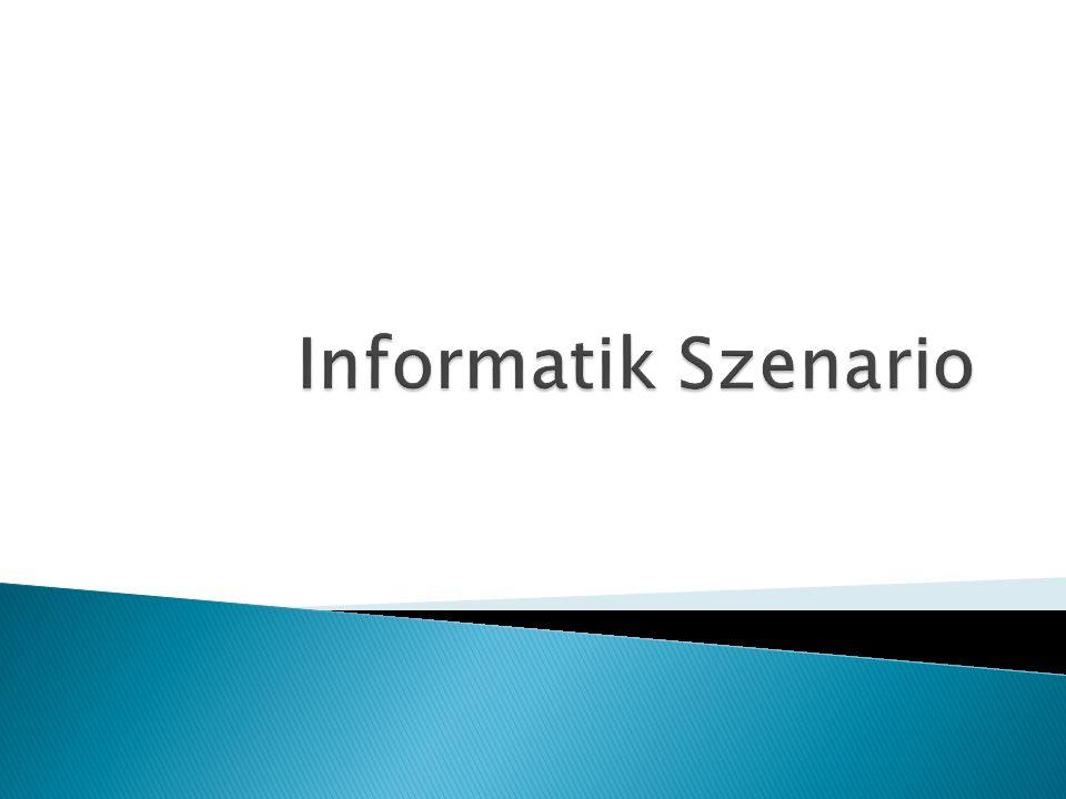Informatik Szenario