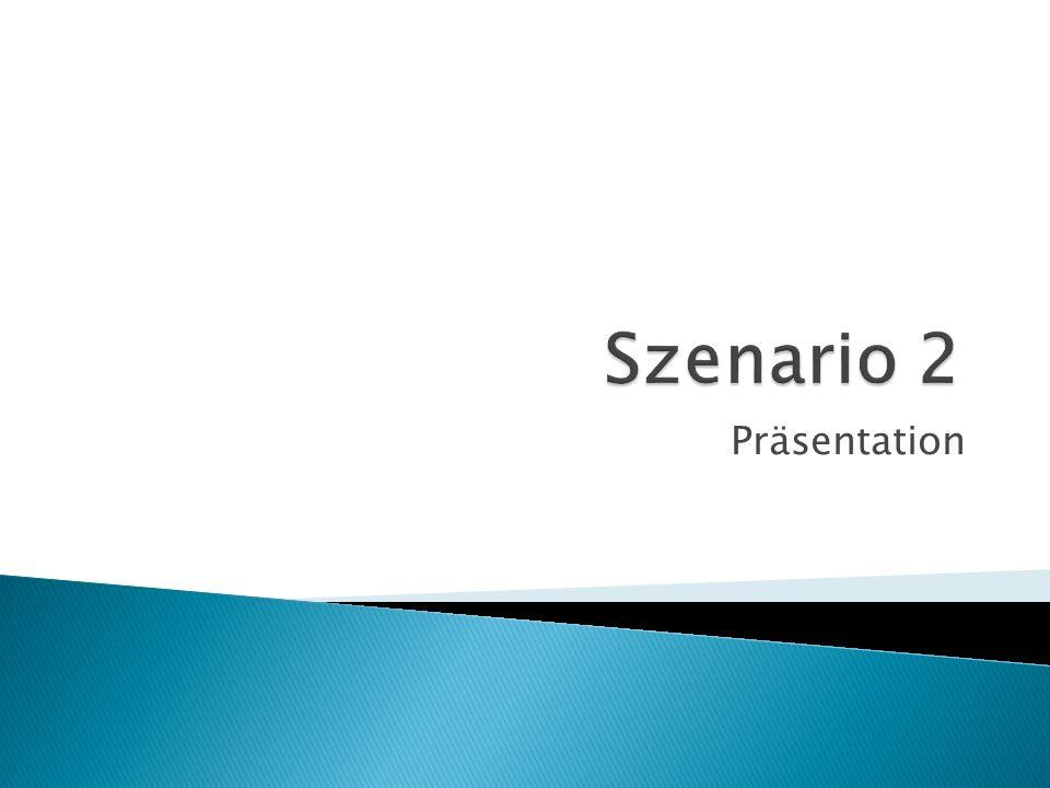 Szenario 2 Präsentation