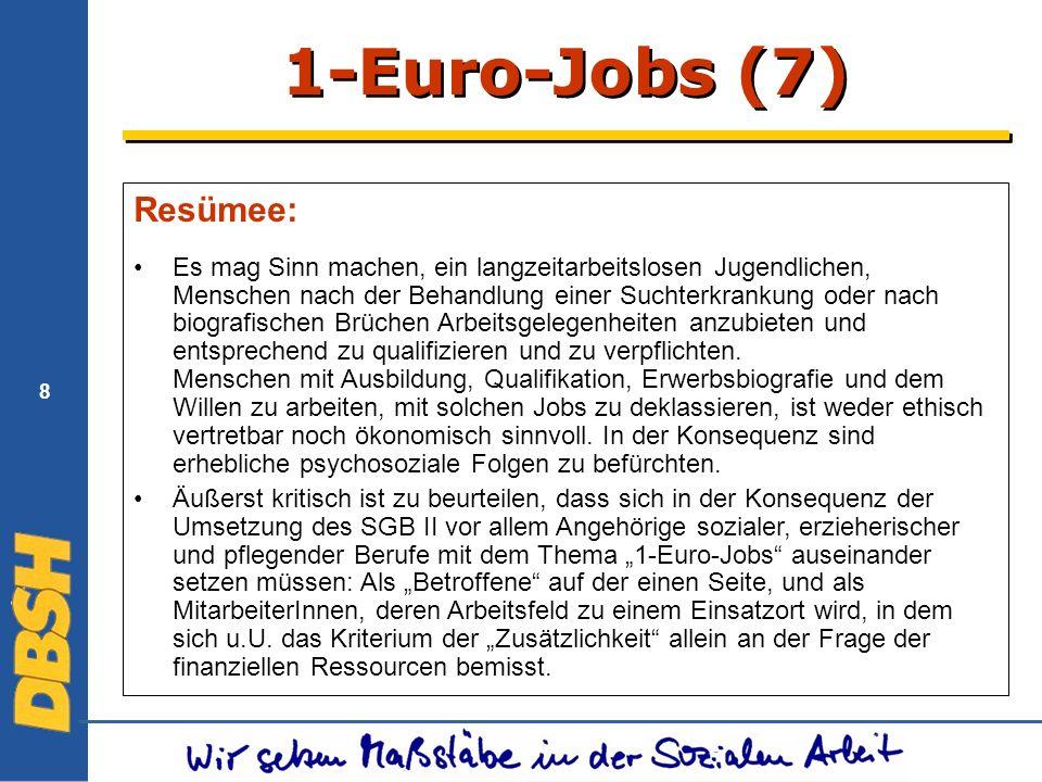 1-Euro-Jobs (7) Resümee: