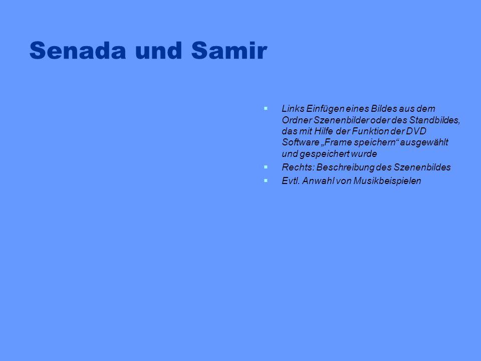 Senada und Samir