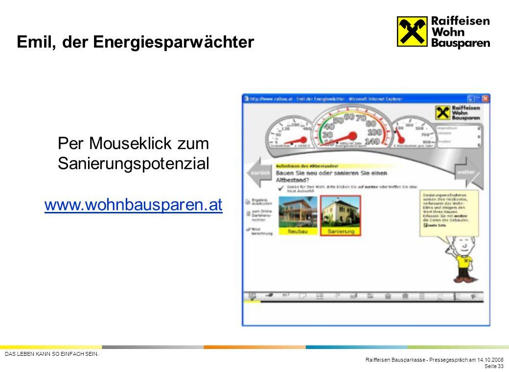 Emil, der Energiesparwächter