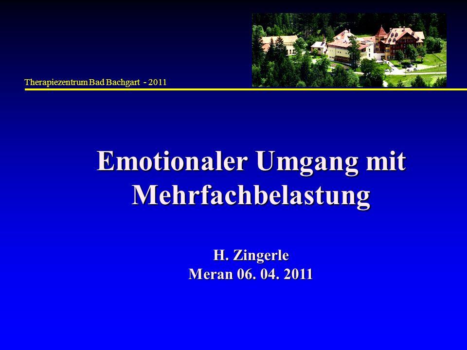 Emotionaler Umgang mit Mehrfachbelastung